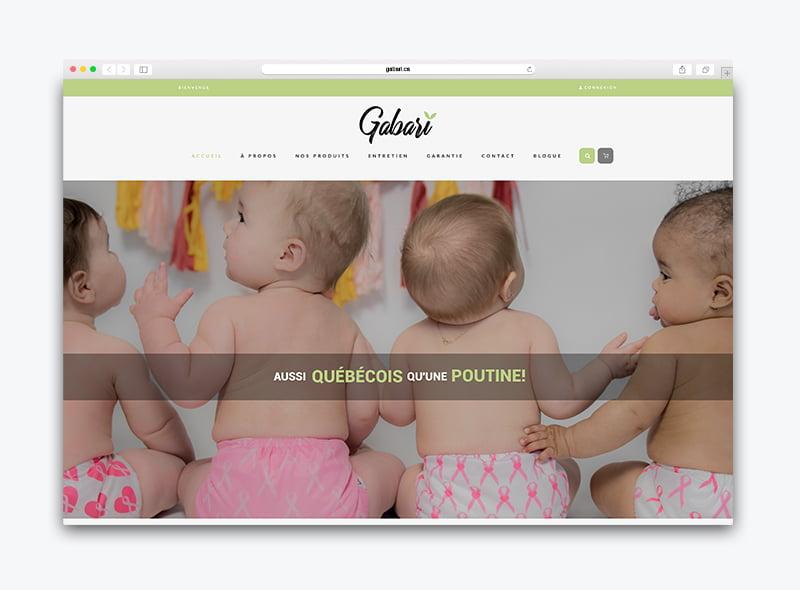 Création web Gabari