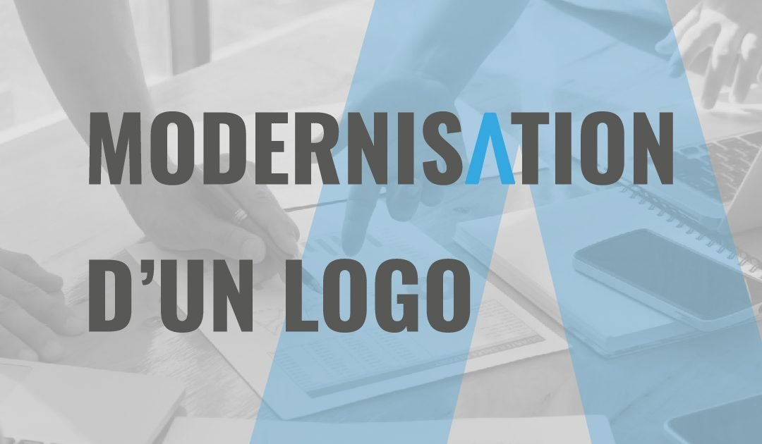 Modernisation d'un logo