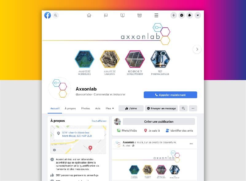 Axxonlab - Marketing Numérique