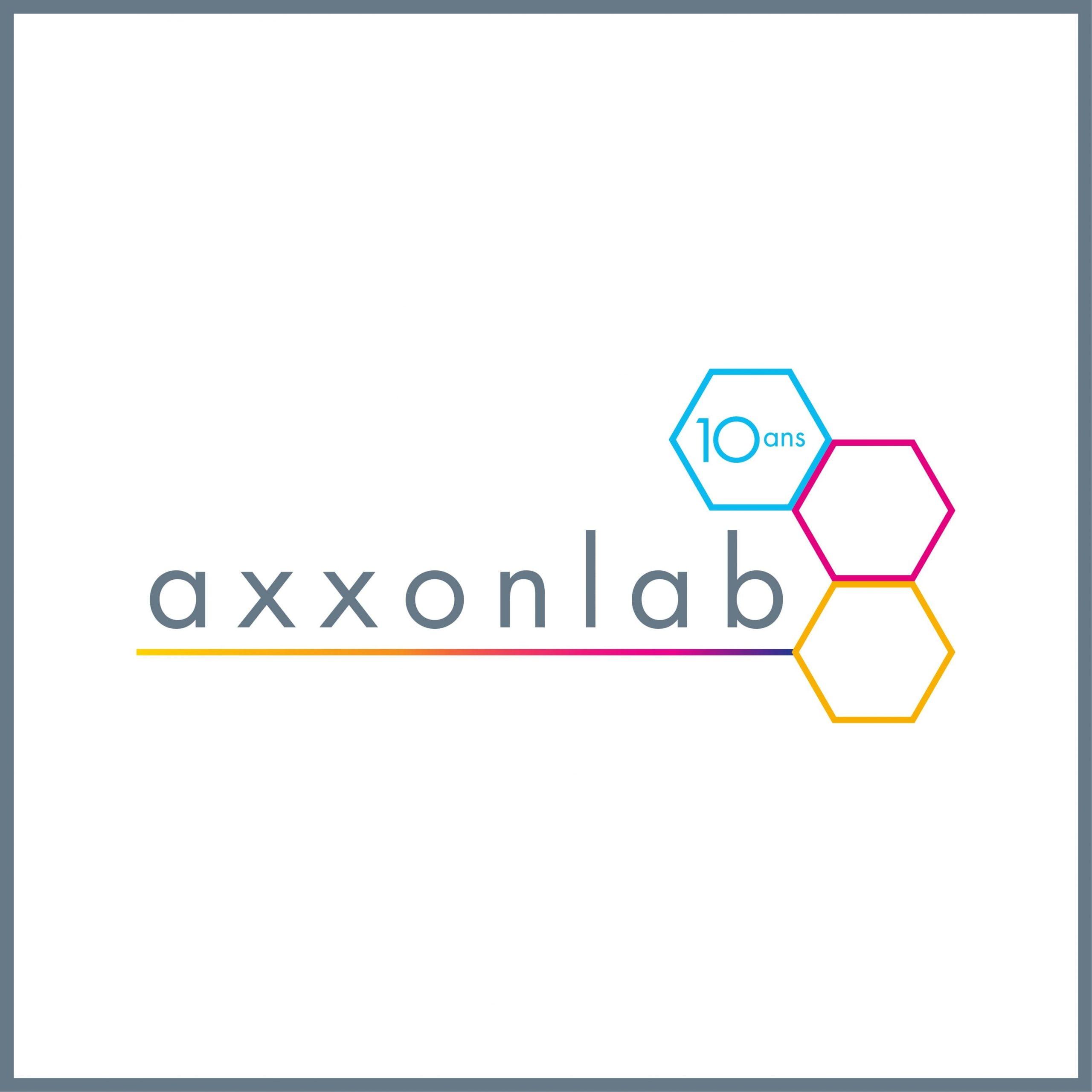 Axxonlab - Adaptation de logo