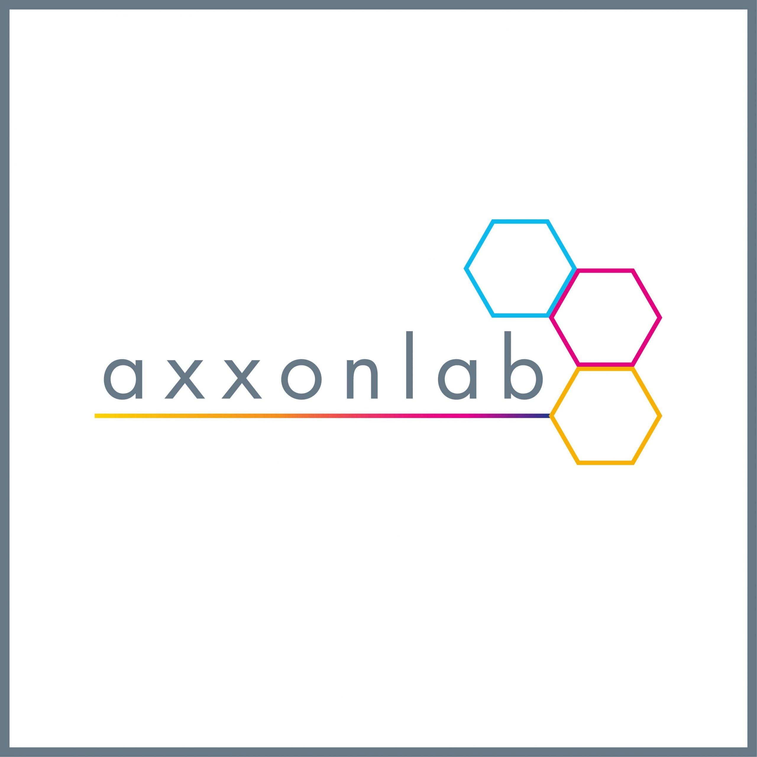 Axxonlab - Modernisation de logo