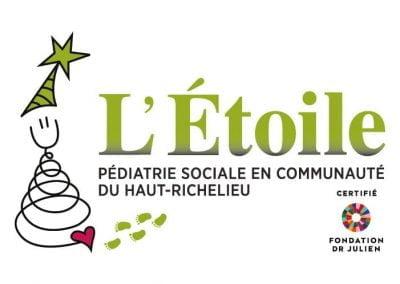 L'Étoile – Pédiatrie sociale en communauté du Haut-Richelieu